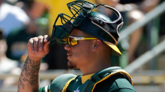 A's Maxwell Hits Two HRs But Won't Make It to Oakland