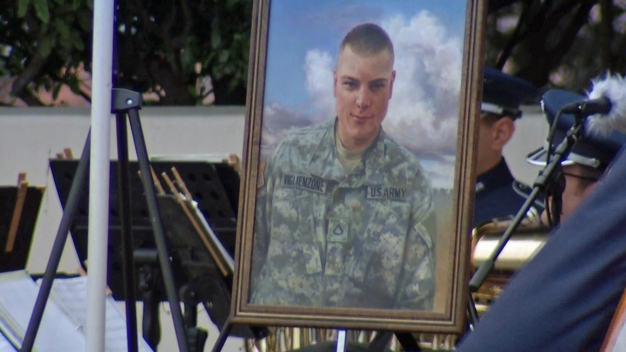 Soldier Honored at Presidio's Memorial Day Ceremony