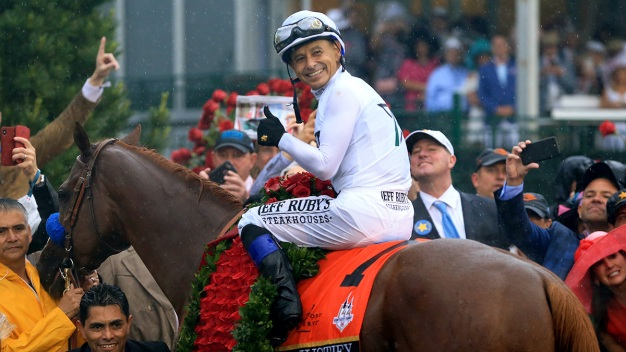 Jockey Mike Smith: Fit and Focused at 52