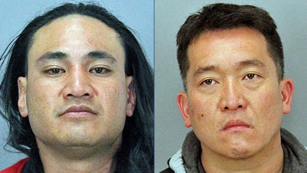 Two San Jose Men Arrested in Milpitas in ID, Mail Thefts