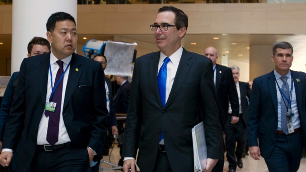 US Defends Tough Trade Stance at Global Finance Meeting