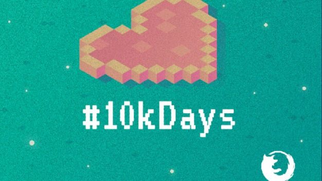 'Party Like it's 9,999!' Celebrating the 10,000th Day of the Web