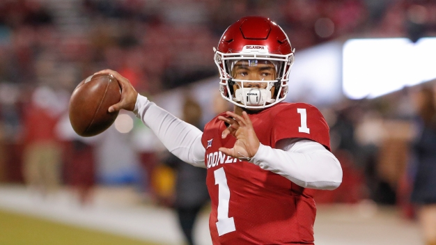 A's Prospect Kyler Murray Will Enter 2019 NFL Draft After Heisman Season