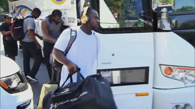 Raiders' Police Escort Irks Napa County Sheriff
