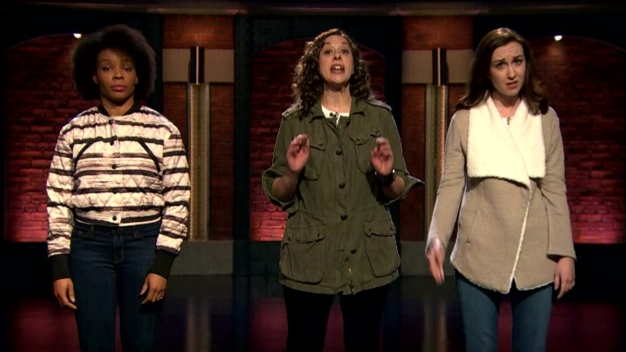 'Late Night' Writers Can't Agree on the Women's March