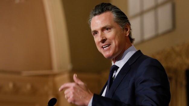 Gov. Newsom Meets With Silicon Valley CEOs