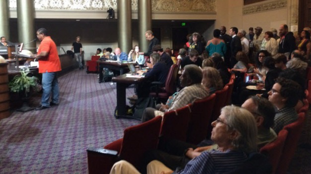 Oakland Council Hears Support For Police Commission