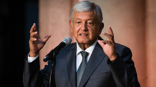 Mexican President-Elect Vows Improvements to Deter Migration