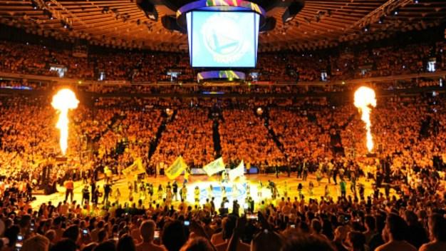 Warriors Fans: NBA Finals Tickets Go on Sale Tuesday