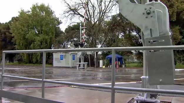 Cameras to Replace Guards at Palo Alto Caltrain Crossings