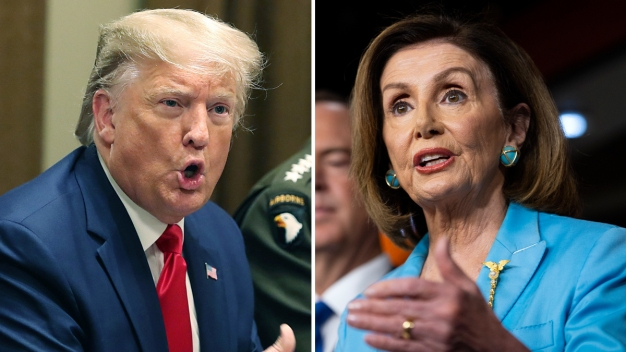 Trump Dismisses Syria Concerns; Dems Walk Out of WH Meeting