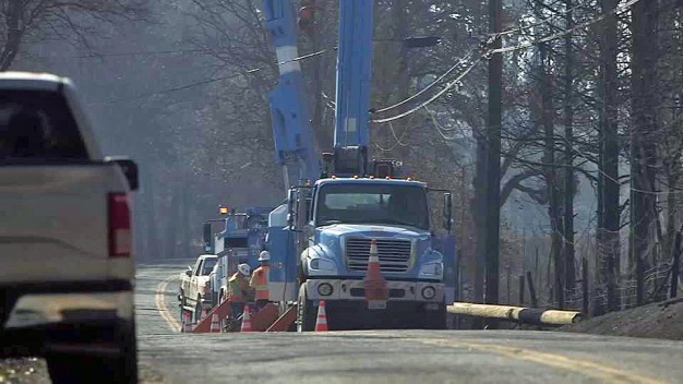 Dry, Windy Conditions Raise Potential for More PG&E Shutoffs