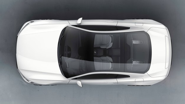 Volvo's Electric Car Brand Polestar Unveils First Model
