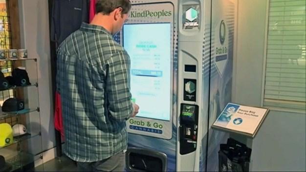 Santa Cruz Pot Dispensary to Unveil Vending Machine for 4/20