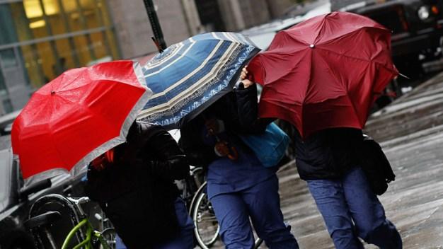 Third Storm Packs Heavy Rain, High Winds, Flooding Concerns