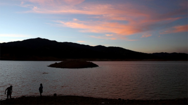 California Reservoirs Only Half-Full After Big Storms