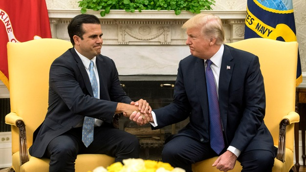 Trump: No Statehood for Puerto Rico With Critics in Office