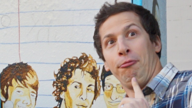 "Andy Samberg: From Bay Area to ""SNL""}"