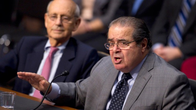 Bay Area Lawyers, Professors Remember Justice Scalia