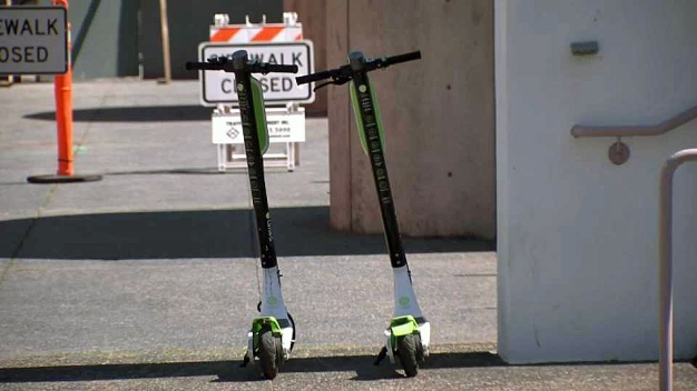 Juveniles on Electric Scooters Assault, Rob SJSU Student: PD
