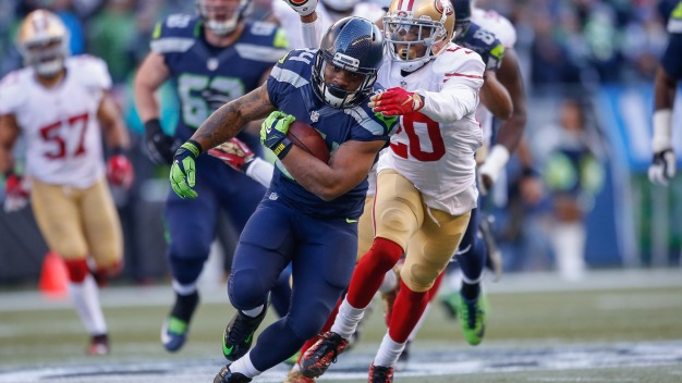 New 49ers Quarterback, Same Result in Seattle
