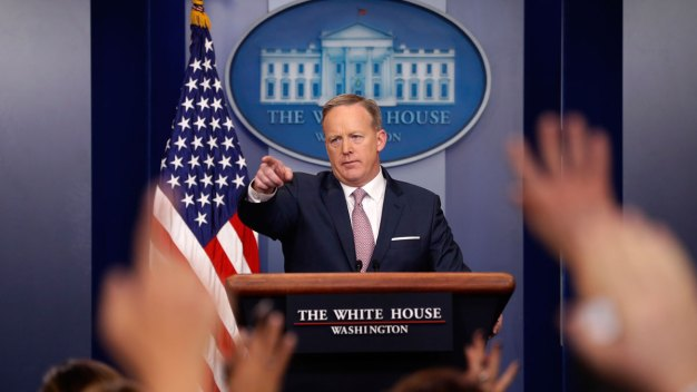 Trump Press Secretary Says Intention 'Never to Lie to You'