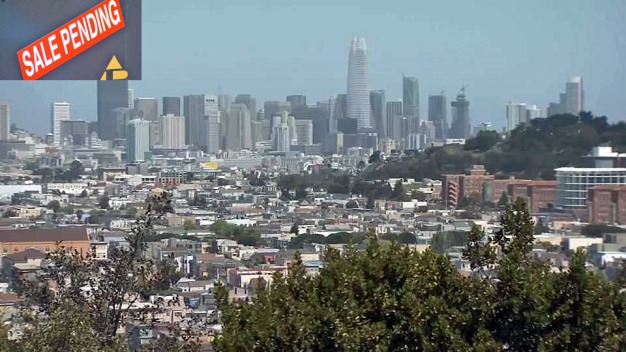 Median Home Price in Bay Area Hits Record $820,000