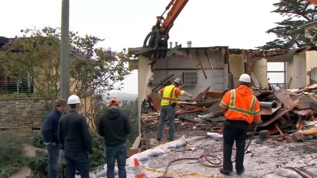 SF Sues PG&E Alleging Utility's Work Caused Landslide Last Year