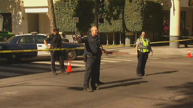 San Jose Police Close Downtown Streets in Response to Suspicious Device