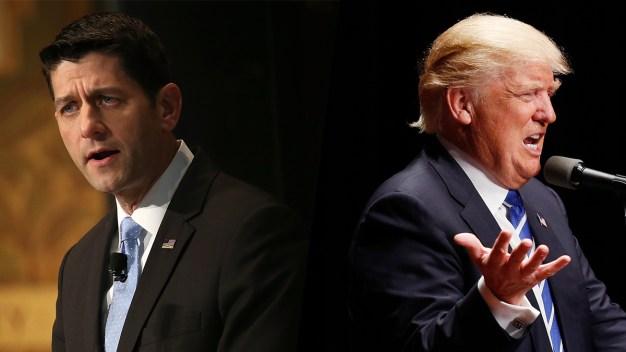 Trump, Ryan to Meet Next Week