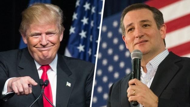 Sen. Ted Cruz Announces Support for Trump