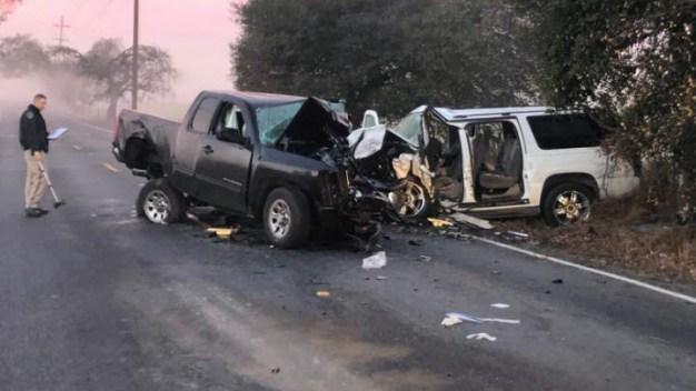 SF Firefighter Dies in Head-On Crash Near Santa Rosa