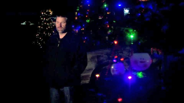 Bringing Lights, Holiday Cheer Back to Fire-Ravaged Zone