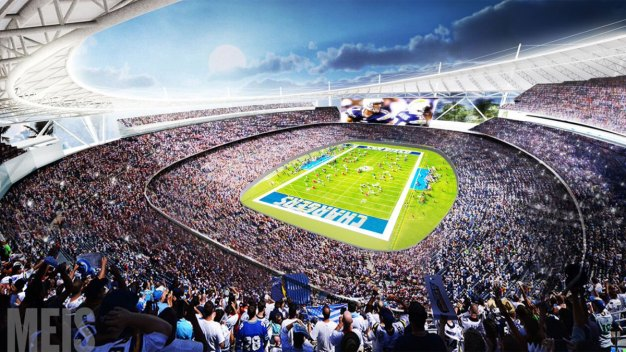 Raiders-Chargers Close SoCal Land Deal