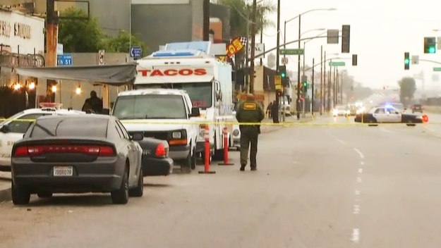 Man Shot to Death While Ordering From Taco Truck