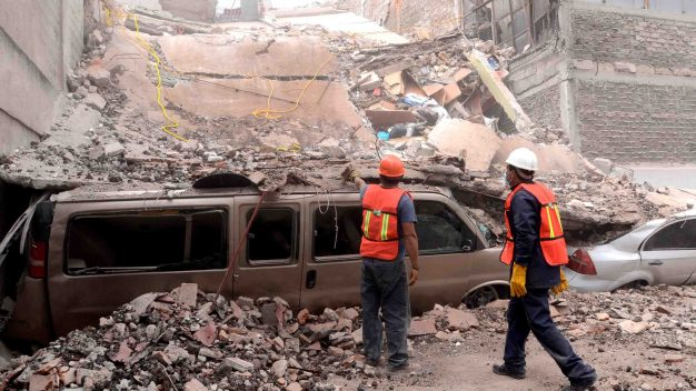 6 Days After Quake, Search for Survivors Continues in Mexico