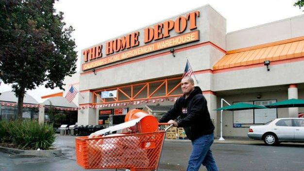 Home Depot Probing