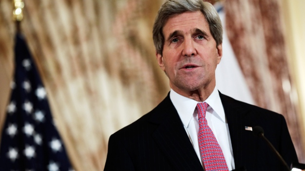 WATCH: John Kerry Testifies on ISIS Threat
