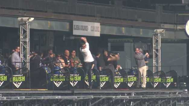 Topgolf Brings Its Party Game to AT&T Park