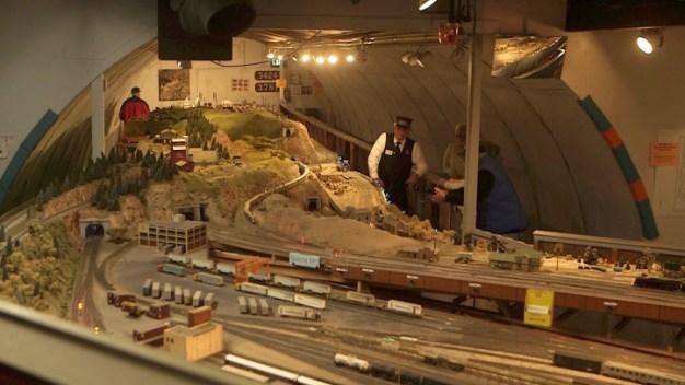 Napa Model Railroad Rumbles Toward a Murky Future