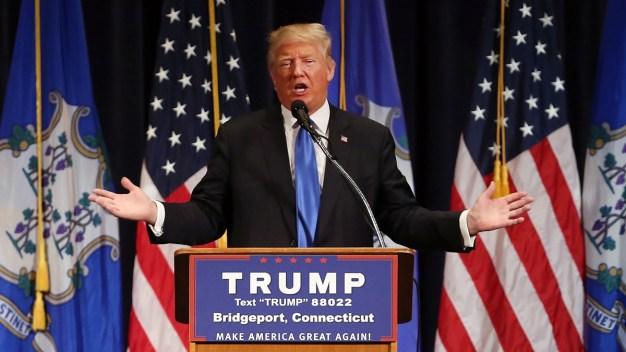 Trump to Kick Off California Campaign in Costa Mesa