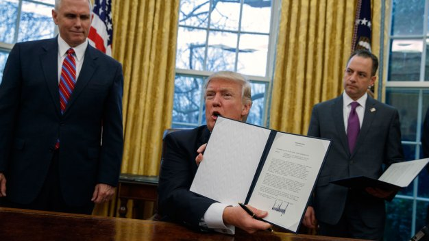 Push to Save Pacific Rim Trade Deal After US Exits TPP Pact
