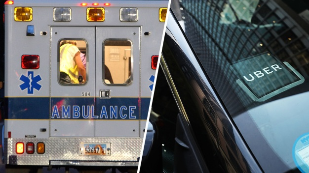 Ambulance Usage Drops as Uber's Popularity Grows: Study