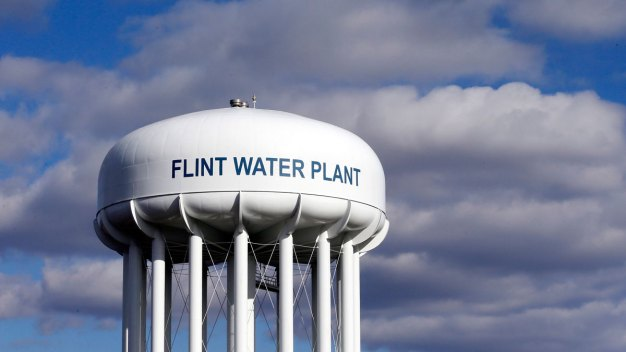 Flint Water Has Fallen Below Federal Lead Limit