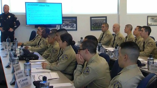 San Jose Police Academy Numbers Boosted by New Recruits