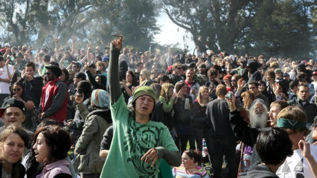 Calif. Marijuana Legalization Initiative Moves Forward