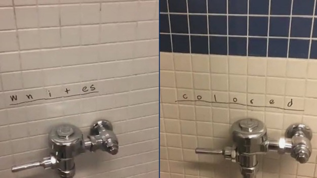 Students, Parents Concerned Over Racist Graffiti at California High School