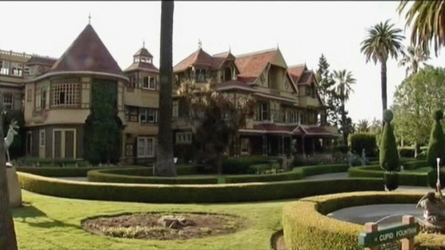 Winchester Mystery House Tour