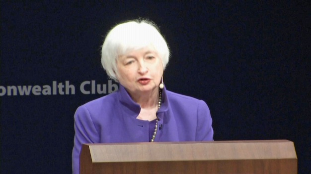 Fed Chair Talks About Working With Trump During SF Speech