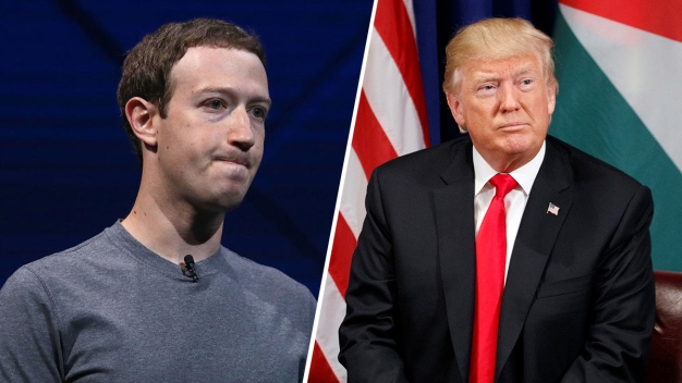 Zuckerberg 'Secretly' Congratulated Trump After the Election